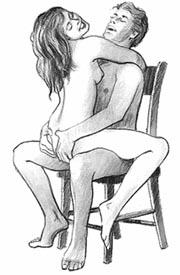 Sexstandjes: Zittend